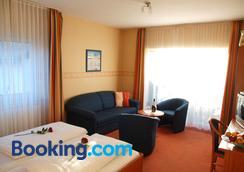 阿尔特斯多克托豪斯酒店 - 维林根 - 睡房