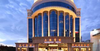 深圳上海宾馆 - 深圳 - 建筑