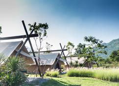 考艾拉拉木卡帐篷营地 - Ban Tha Maprang - 户外景观