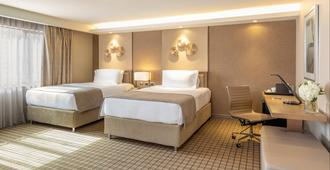 圣地亚哥洲际酒店 - 圣地亚哥 - 睡房