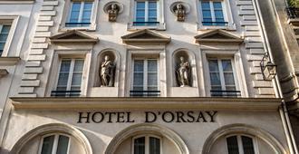 巴黎奥尔赛酒店 - 巴黎 - 建筑
