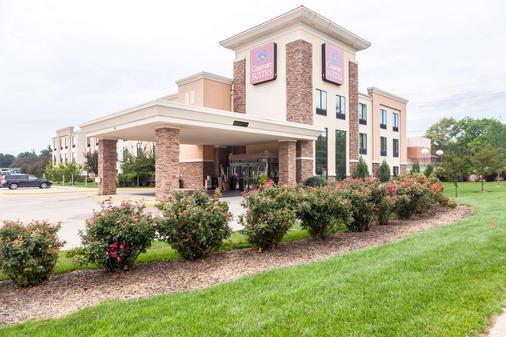 Comfort Suites East - Lincoln - 建筑