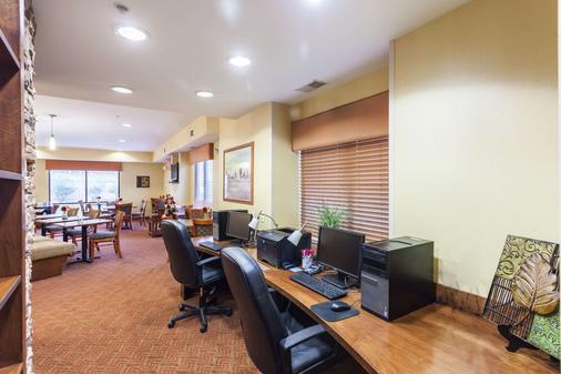 Comfort Suites East - Lincoln - 商务中心