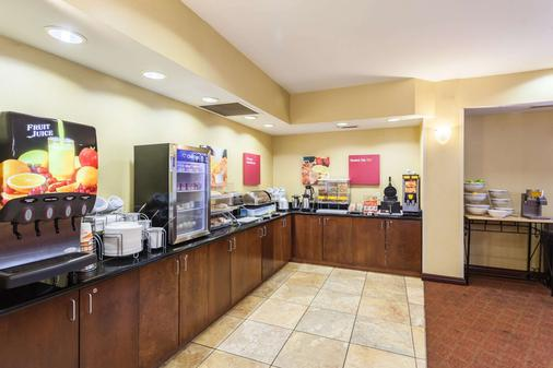 Comfort Suites East - Lincoln - 自助餐