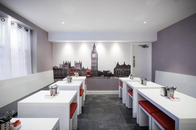 伦敦梅里蒂安娜酒店 - 伦敦 - 建筑