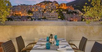 热那亚万豪ac酒店 - 热那亚 - 阳台