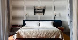 艾斯游泳俱乐部棕榈泉酒店 - 棕榈泉 - 睡房