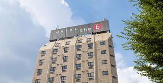 the b三轩茶屋酒店 - 东京 - 建筑