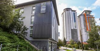 格拉德酒店 - 萨拉热窝 - 建筑