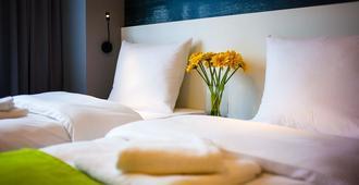 特米诺酒店 - 弗罗茨瓦夫 - 睡房