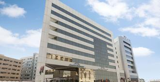 布尔迪拜豪生大酒店 - 迪拜 - 建筑