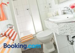 考克斯伽尼酒店 - 汉堡 - 浴室
