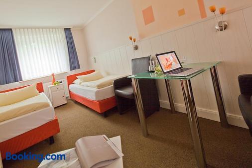 考克斯伽尼酒店 - 汉堡 - 睡房