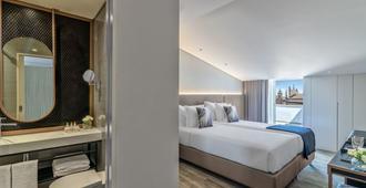 月日巴拉加酒店 - 布拉加 - 睡房
