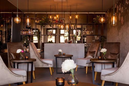 阿姆斯特丹巴比松宫nh精选酒店 - 阿姆斯特丹 - 酒吧