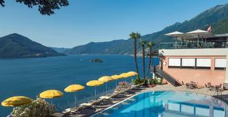 卡萨贝尔诺瑞士品质酒店 - 阿斯科纳 - 游泳池