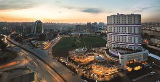 伊斯坦布尔欧洲温德姆格兰德酒店 - 伊斯坦布尔 - 户外景观