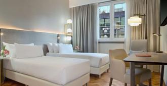 布宜诺斯艾利斯克里隆nh精选酒店 - 布宜诺斯艾利斯 - 睡房