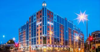 伦敦国王十字/布卢姆斯伯里假日酒店 - 伦敦 - 建筑