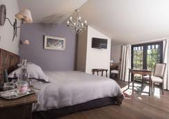 马斯艾特蒙酒店 - 普罗旺斯艾克斯 - 睡房