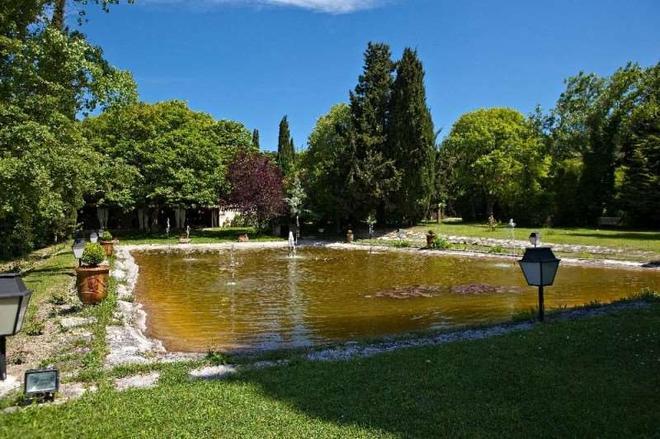普罗旺斯地区艾克斯马斯艾特蒙酒店 - 普罗旺斯艾克斯 - 户外景观