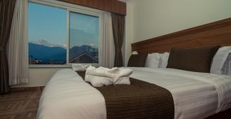 博卡拉山景酒店 - 博卡拉 - 睡房