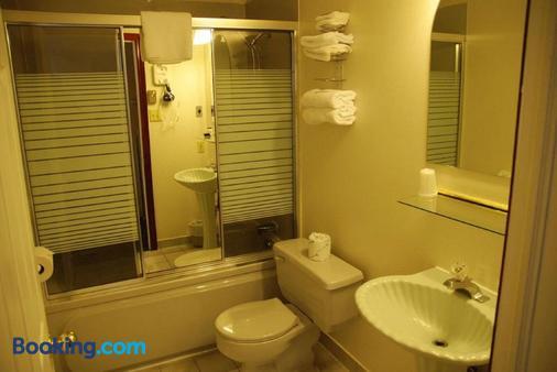 康梦思酒店 - 哈利法克斯 - 浴室