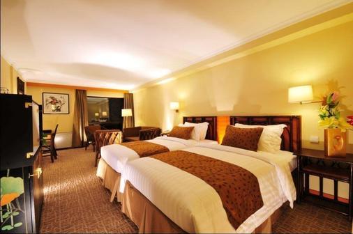 西安建国饭店 - 西安 - 睡房