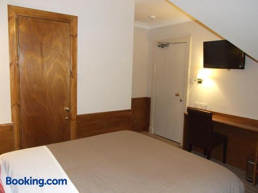 赖斯屋酒店 - 爱丁堡 - 睡房