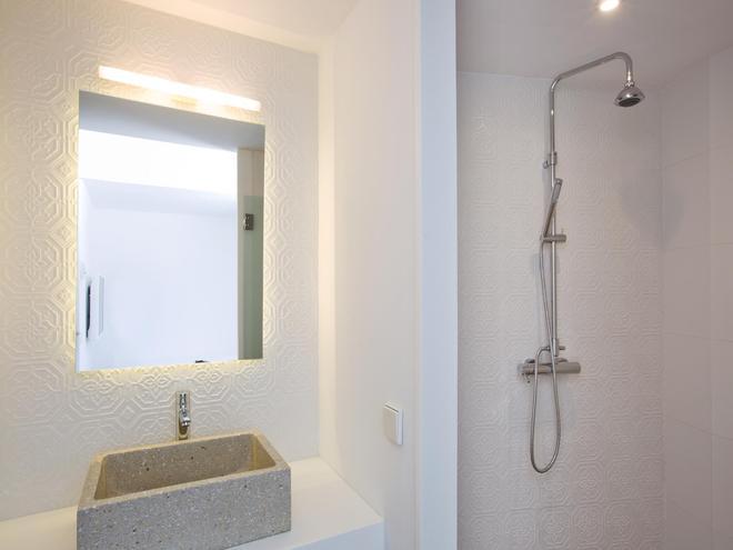 HM巴兰古艾拉海滩酒店-仅限成人 - 马略卡岛帕尔马 - 浴室