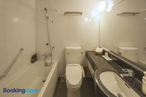 神户西神东方酒店 - 神户 - 浴室