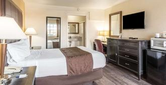弗拉格斯塔夫美国最有价值旅馆及套房酒店 - 弗拉格斯塔夫 - 睡房
