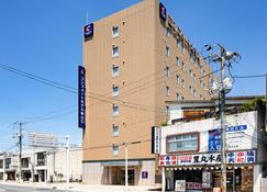 新山口舒适酒店 - 山口市 - 建筑