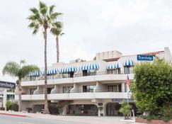 圣克利门蒂海滩温德姆旅游旅馆 - 圣克莱门特 - 建筑