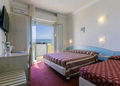 银色酒店 - 切塞纳蒂科 - 睡房