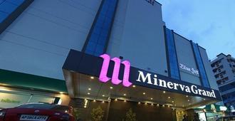 密涅瓦豪华孔达普尔酒店 - 海得拉巴 - 建筑