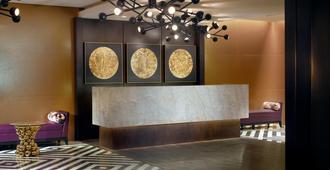 欧尼夏洛特酒店 - 夏洛特 - 大厅