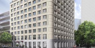 法兰克福韦斯滕德阿迪娜公寓酒店 - 法兰克福 - 建筑