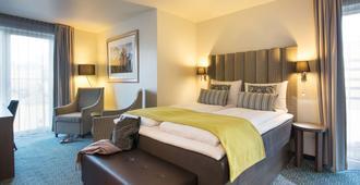 巴克兰迪斯堪迪克酒店 - 特隆赫姆 - 睡房
