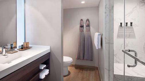 迈阿密南海滩凯悦中心酒店 - 迈阿密海滩 - 浴室