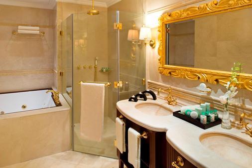 多哈沃里克酒店 - 多哈 - 浴室