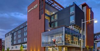 SpringHill Suites by Marriott Albuquerque University Area - 阿尔伯克基 - 建筑
