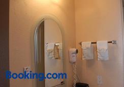 经济旅馆 - 圣路易斯-奥比斯保 - 浴室