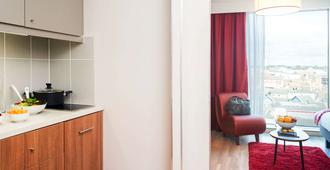 伯明翰市中心阿德吉奥公寓式酒店 - 伯明翰 - 建筑