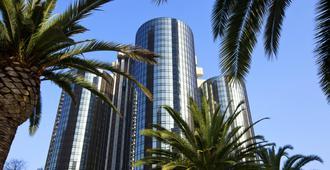 洛杉矶博纳旺蒂尔威斯汀套房酒店 - 洛杉矶 - 户外景观