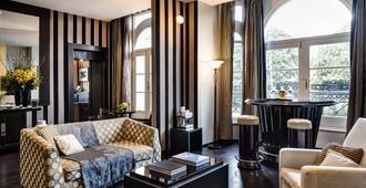 伦敦巴格里奥尼酒店-全球领先酒店联盟 - 伦敦 - 客厅