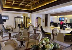 巴林岛金郁金香酒店 - 麦纳麦 - 大厅
