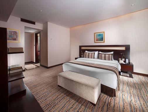 巴林岛金郁金香酒店 - 麦纳麦 - 睡房