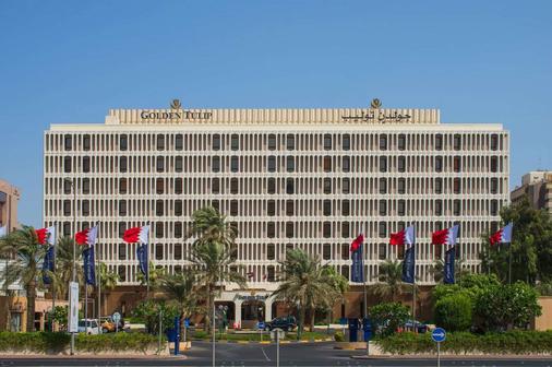 巴林岛金郁金香酒店 - 麦纳麦 - 建筑