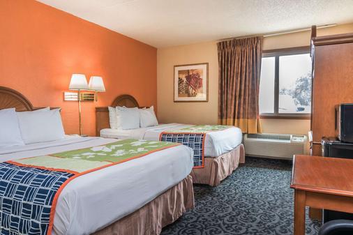 比林斯豪生酒店 - 比灵斯 - 睡房